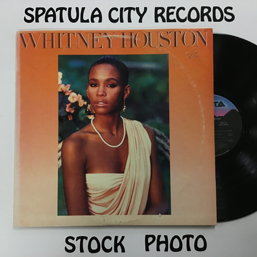 Whitney Houston - Whitney Houston  - Vinyl Record LP