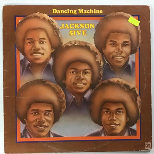 Jackson Five 5ive - Dancing Machine Vinyl Record LP