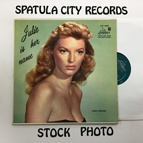 Julie London - Julie is Her Name - MONO - Vinyl Record LP