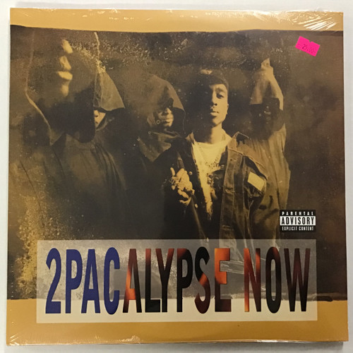 2pac - 2pacalypse Now SEALED Vinyl Record LP