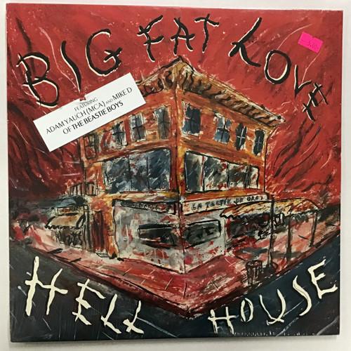 Big Fat Love - Hell House - SEALED - Vinyl Record LP