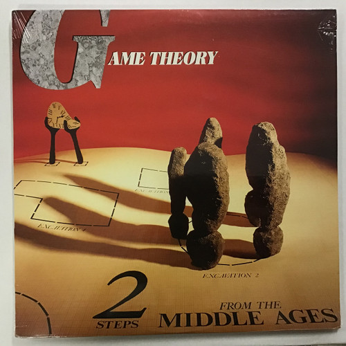 Game Theory - 2 steps from the middle class - SEALED vinyl record LP