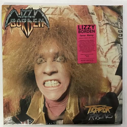Lizzy Borden - Terror Rising SEALED vinyl record LP