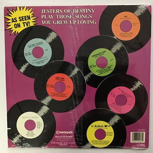 Jesters of Destiny - In a Nostalgic Mood SEALED vinyl record LP