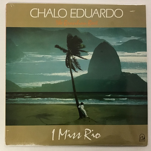 Chalo Eduardo - I Miss Rio - SEALED - vinyl record LP