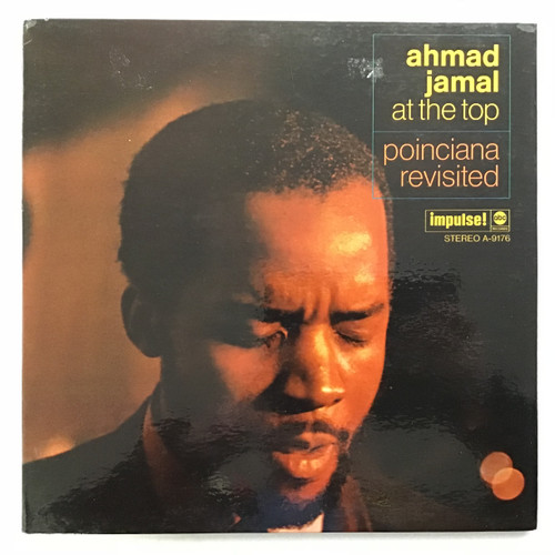 Ahmad Jamal - At the Top Poinciana Revisited Vinyl Record LP