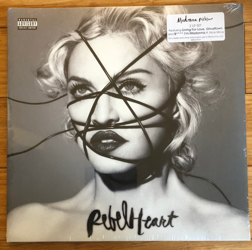 Madonna - Rebel Heart SEALED PROMO vinyl record