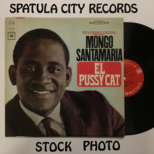 Mongo SantaMaria - El Pussycat  - Vinyl Record LP