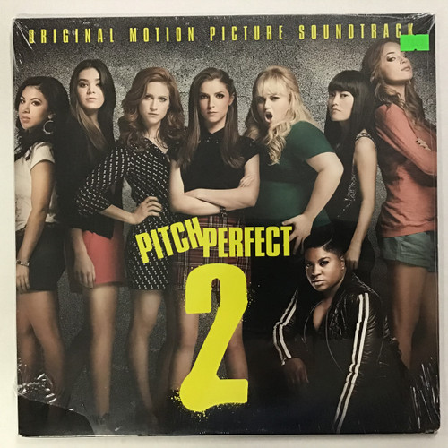 Pitch Perfect 2  Soundtrack - SEALED - Vinyl Record LP
