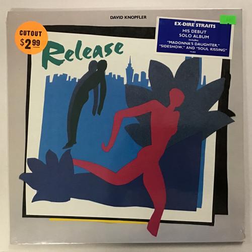 David Knopfler - Release - SEALED - Vinyl Record LP