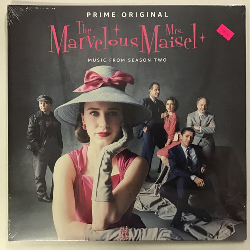 Marvelous Mrs. Maisel season 2 soundtrack - SEALED - Vinyl Record LP