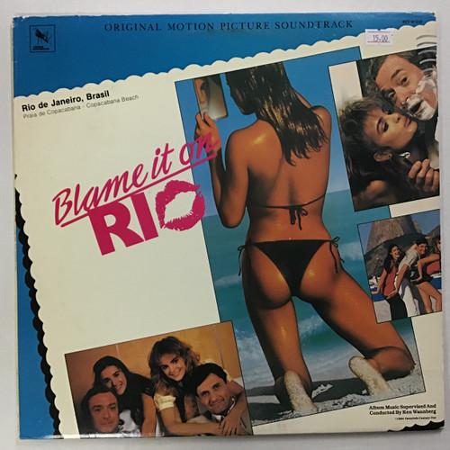Blame It On Rio Soundtrack - Vinyl Record LP