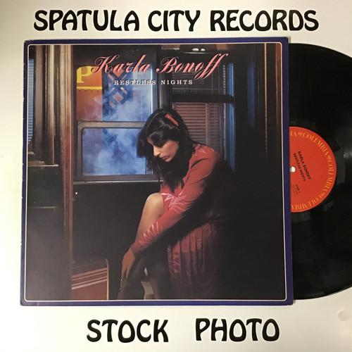 Karla Bonoff - Restless Nights - SEALED - Vinyl Record LP