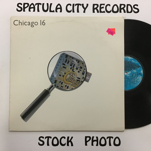 Chicago - 16 - PROMO -  vinyl record LP