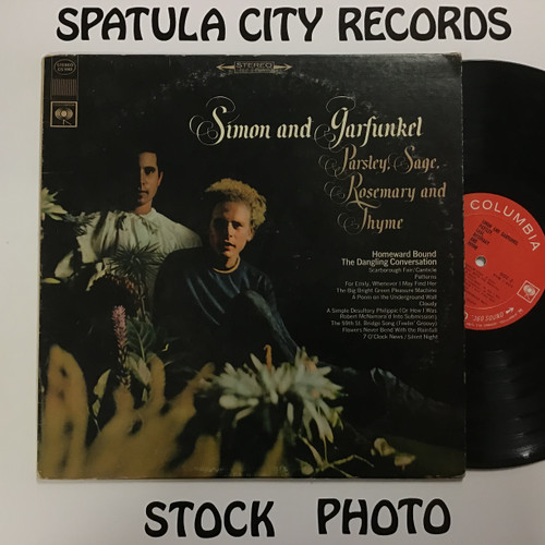 Simon and Garfunkel - Parsley, Sage, Rosemary and Thyme vinyl record LP