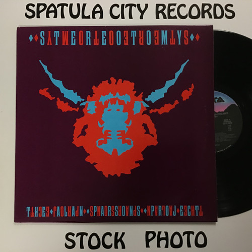 Alan Parsons Project, the - Stereotomy -  vinyl record LP