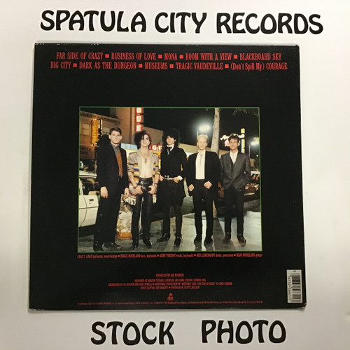 Wall of Voodoo - Seven Days in Sammystown vinyl record LP