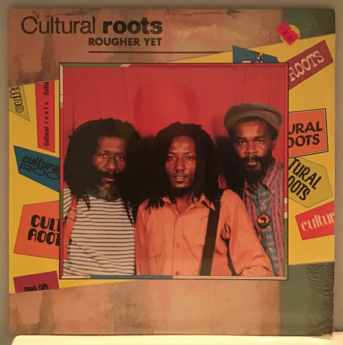 Cultural Roots - rougher yet vinyl record