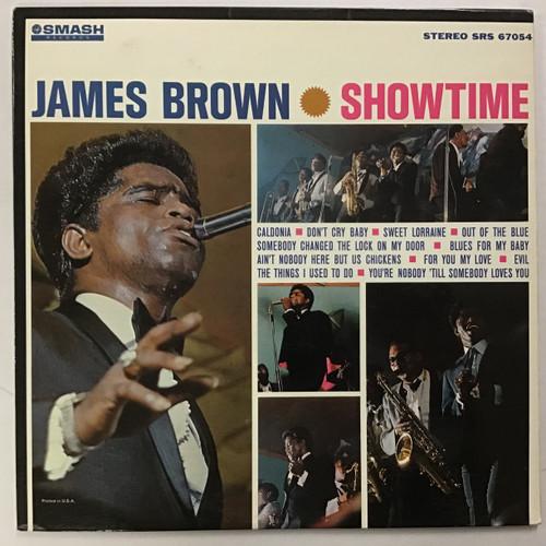James Brown - Showtime Vinyl Record LP