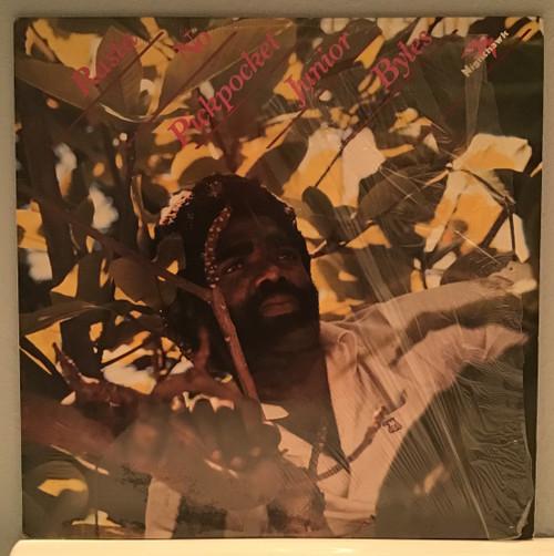 Junior Byles - Rasta no pickpocket vinyl record lp