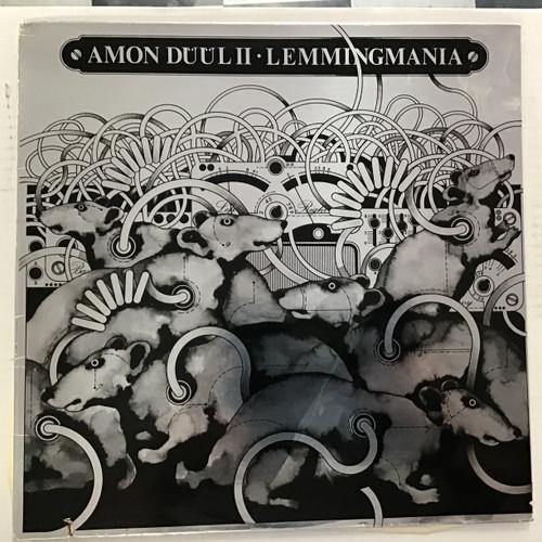 Amon Duul II - Lemmingmania - IMPORT  vinyl record LP
