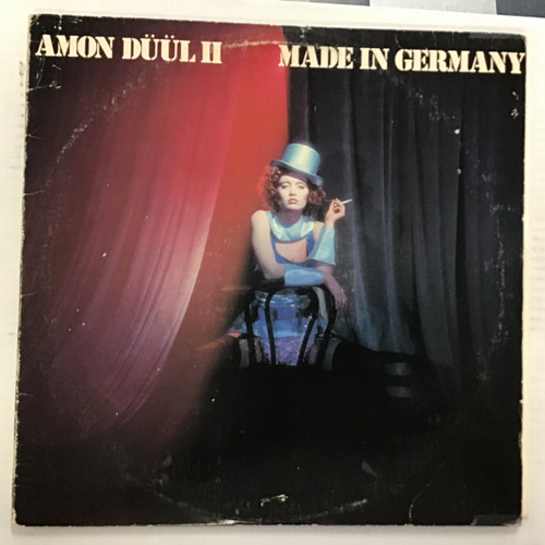 Amon Duul II - Made in Germany vinyl  record LP
