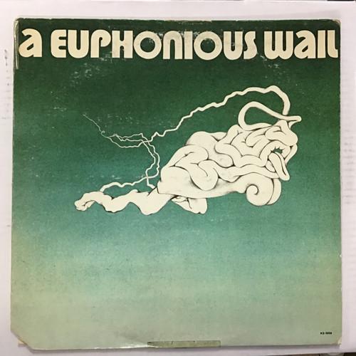 A euphonious Wall - A euphonious Wall -PROMO - vinyl record LP