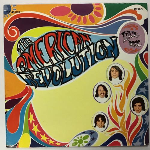 American Revolution, the - The American Revolution Vinyl record LP