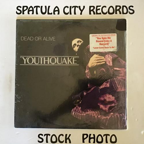 Dead Or Alive - Youthquake  - vinyl record  album LP