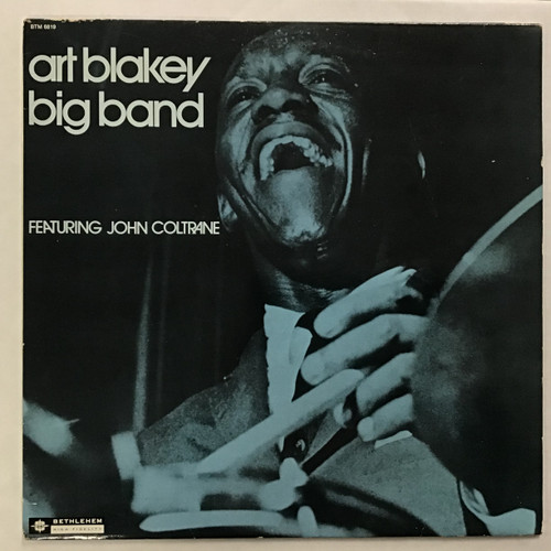 Art Blakey's Big Band Featuring John Coltrane - IMPORT - Vinyl Record LP