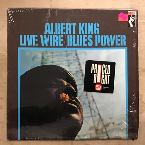 Albert King - Live Wire / Blues Power vinyl record