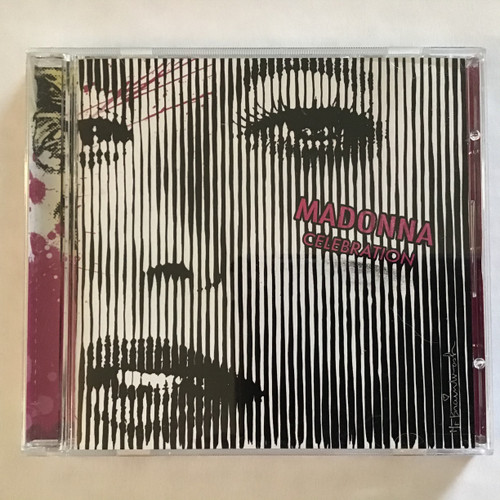 Madonna - Celebration Maxi-single CD