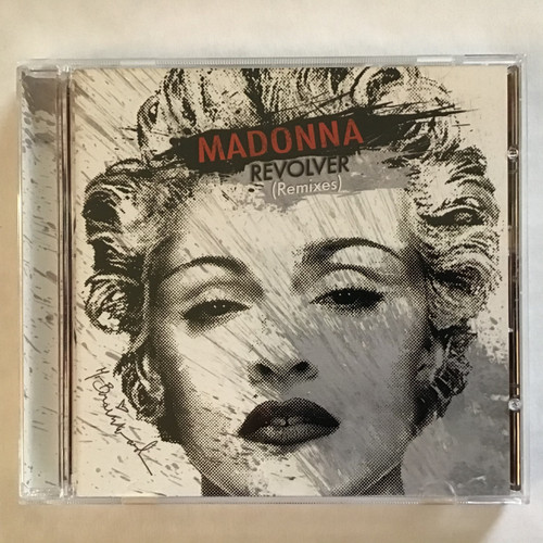 Madonna - Revolver - remixes maxi-single CD
