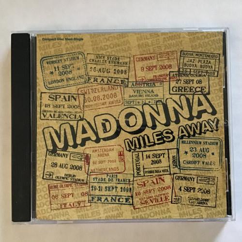 Madonna - Miles Away maxi-single CD