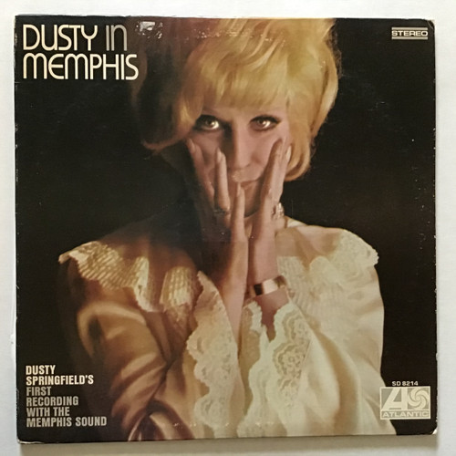 Dusty Springfield - Dusty in Memphis vinyl record LP