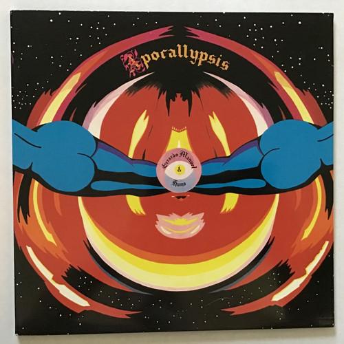 Gerardo Manuel & Humo – Apocallypsis  vinyl record LP