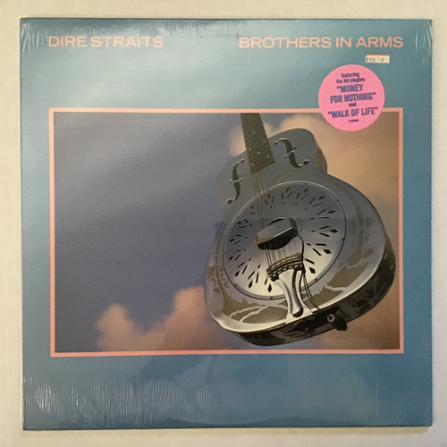 Dire Straits - Brothers in Arms - Sealed - vinyl record LP