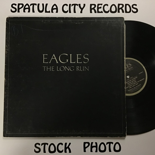 Eagles - The Long Run vinyl record LP