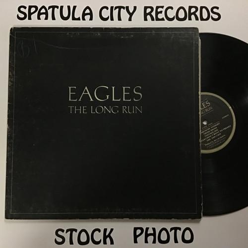 Eagles - The Long Run vinyl record LP