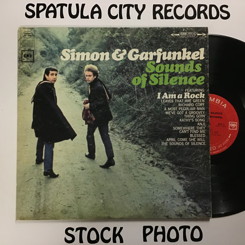 Simon and Garfunkel - Sounds of Silence vinyl record LP