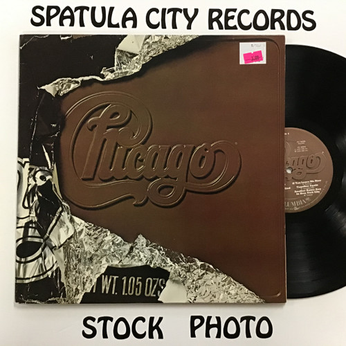 Chicago - X vinyl record LP