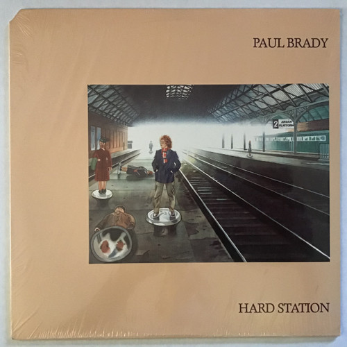 Paul Brady - Hard Station - SEALED vinyl record LP