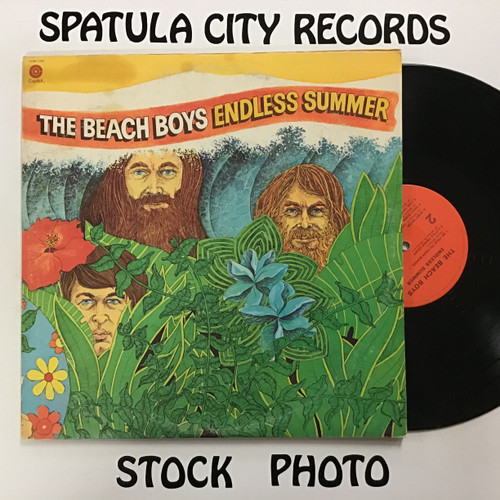 Beach Boys - Endless Summer -  double Vinyl record LP
