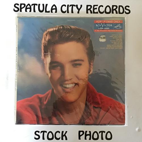 Elvis Presley - For LP Fans Only - MONO - vinyl record LP