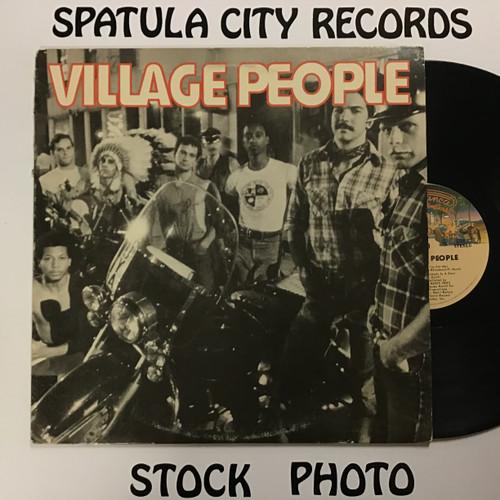 Village People - VIllage People - vinyl record LP