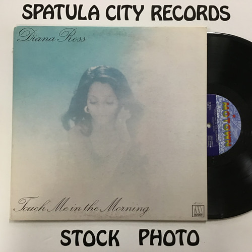 Diana Ross - Touch Me In the Morning  vinyl record LP