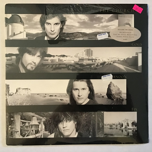 Church, the - Gold Afternoon FIx - SEALED - Vinyl Record LP