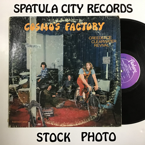 Creedence Clearwater Revival - Cosmo's Factory vinyl record LP