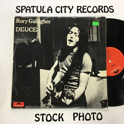 Rory Gallagher - Deuce -  IMPORT - vinyl record LP