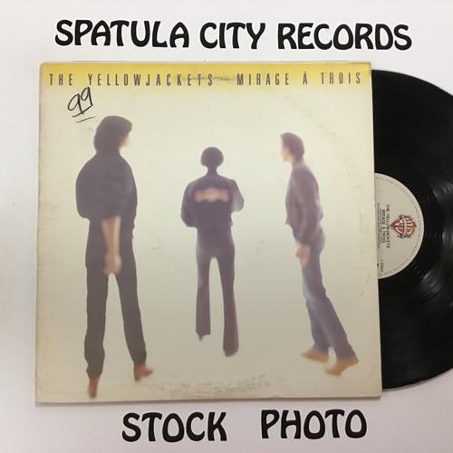 Yellowjackets, the - Mirage a trois  - Vinyl record LP